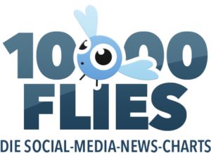 1000flies Logo